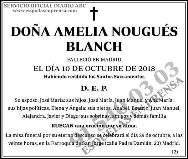 Amelia Nougués Blanch